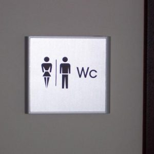 Kapı WC